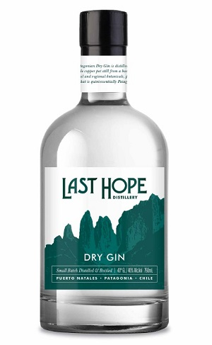 Dry Gin Patagonico